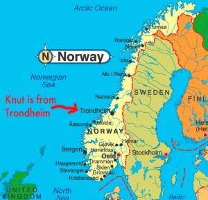 HealthCare Art Around The World Norway - Norway map of the world