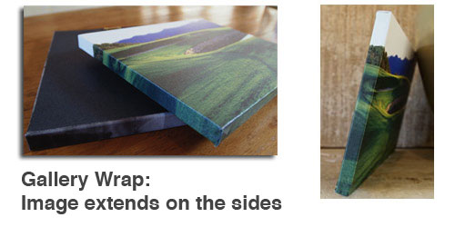 Gallery Wrap – Pros and Cons